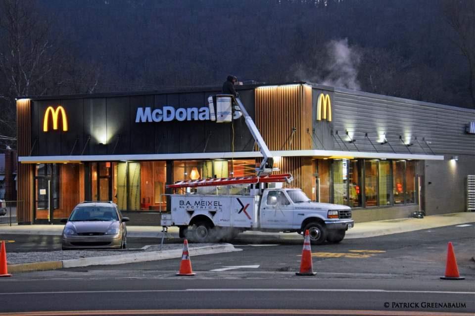 BAM McDonalds Project